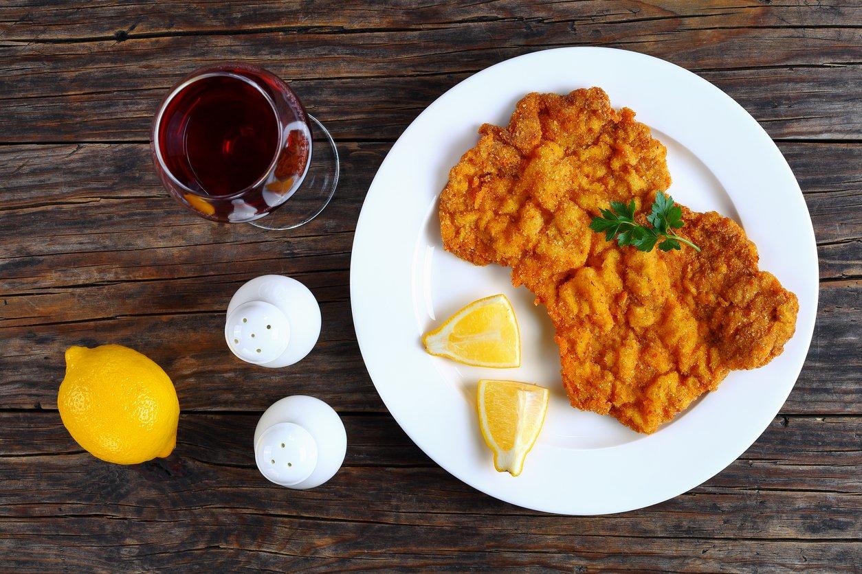Schnitzel_Restaurant_Mittagessen